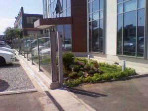 Озеленяване пред офис сграда Sun Systems [7]