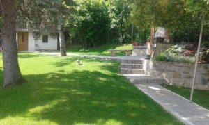 Озеленяване на двор, кв. Драгалевци [1]