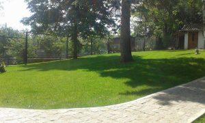 Озеленяване на двор, кв. Драгалевци [2]
