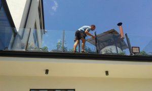 Озеленяване на тераса в офис сграда, гр. София [3]