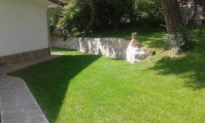 Озеленяване на двор, кв. Драгалевци [8]