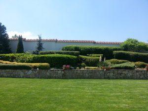 Поддържане и озеленяване на двор Горна Баня [3]