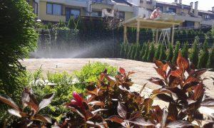поливни системи в частни дворове и градини