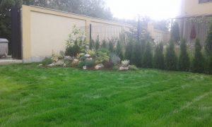 Озеленяване на двор, кв. Кръстова вада [25]