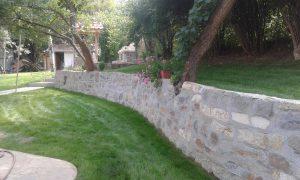 Озеленяване на двор, кв. Драгалевци [25]