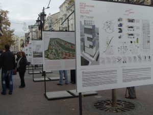 Участие в Sofia Architecture Week 2013г. Пловдив [5]