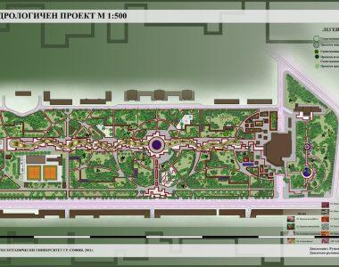 Реконструкция на парк в София [2]