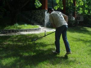 Поддръжка и озеленяване на двор, кв. Симеоново [2]
