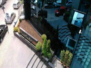 Озеленяване на зелени площи пред офис сграда [6]