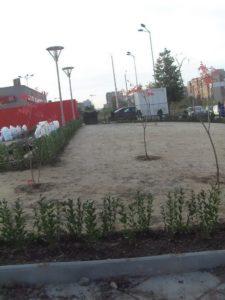 Озеленяване заведение KFC Люлин [30]