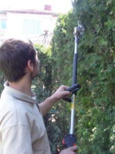 Изграждане на поливна система и озеленяване на тераса, кв. Лозенец [18]