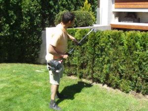 Изграждане на поливна система и озеленяване на тераса, кв. Лозенец [9]