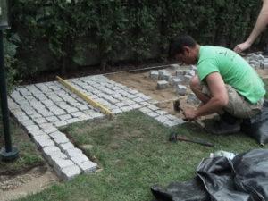Изграждане на поливна система и озеленяване на тераса, кв. Лозенец [8]