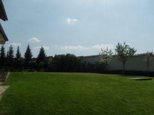 Поддържане и озеленяване на двор Горна Баня [1]